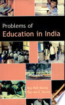 illustration Problems of Education in India