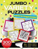 Jumbo Variety Puzzles Extravaganza