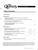 Management Information Systems Quarterly