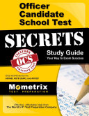 Officer Candidate School Test Secrets