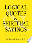 Logical Quotes and Spiritual Sayings
