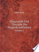 Diagnostik Und Therapie Der Magenkrankheiten