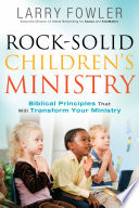 Rock Solid Children s Ministry