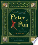 The Annotated Peter Pan  The Centennial Edition   The Annotated Books