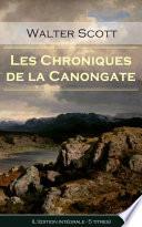 Les Chroniques de la Canongate  L   dition int  grale   5 titres