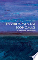 Environmental Economics  A Very Short Introduction