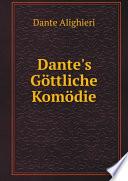 Dante s G ttliche Kom die