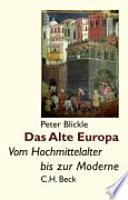 Das Alte Europa