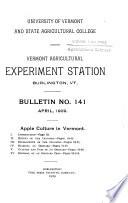 Apple Culture in Vermont Book PDF