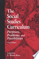 The Social Studies Curriculum