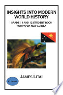 Insights Into Modern World History book