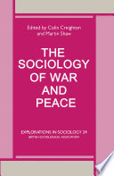 Sociology of War and Peace