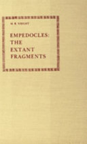 Empedocles  the Extant Fragments