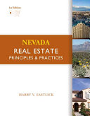 Nevada Real Estate Principles and Practices