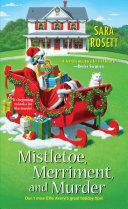 download ebook mistletoe, merriment, and murder pdf epub