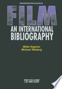 Film     An International Bibliography Book PDF
