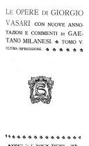 Le opere di Giorgio Vasari