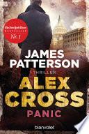 Panic Alex Cross 23