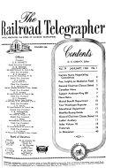The Railroad Telegrapher