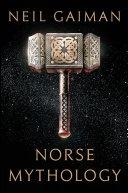 Norse Mythology Book Cover