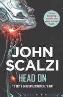Head On Book Cover