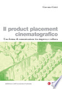 Product placement cinematografico  Il