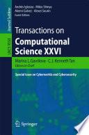 Transactions on Computational Science XXVI