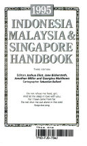 Indonesia, Malaysia & Singapore handbook