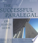 The Successful Paralegal Job Search Guide