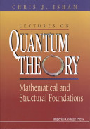 Lectures on Quantum Theory