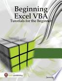 Beginning Excel Vba Tutorials Tutorials For The Beginner