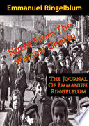 Notes From The Warsaw Ghetto  The Journal Of Emmanuel Ringelblum