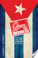 Open For Business book