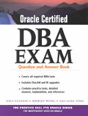 Oracle Certified DBA Exam