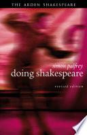 Doing Shakespeare