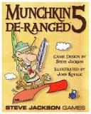 Munchkin 5 De Ranged
