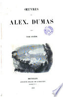 Oeuvres de Alex. Dumas, 6