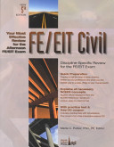 FE EIT Civil Engineering Review
