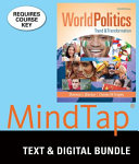 World Politics + Mindtap Political Science, 1 Term 6 Month Printed Access Card