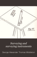 Surveying and surveying instruments
