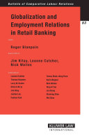Globalization and Employment Relations in Retail Banking