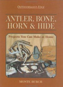 Antler  Bone  Horn   Hide