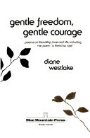 """Gentle Freedom, Gentle Courage"" Cover"
