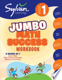 First Grade Super Math Success  Sylvan Super Workbooks