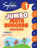 First Grade Super Math Success  Sylvan Super Workbooks