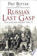 Russia s Last Gasp