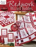 Redwork Blizzard Buddies : than 17 embroidered interchangable motifs to...