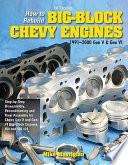 How to Rebuild Big Block Chevy Engines  1991 2000 Gen V   Gen VIHP1550