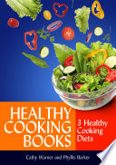 Healthy Cooking Books  3 Healthy Cooking Diets