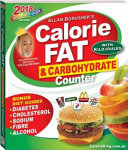 Allan Borushek s Calorie  Fat and Carbohydrate Counter 2018